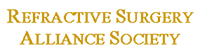 Refractive Surgery Alliance Society logo